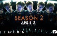 Dị Nhân Legion Phần 2